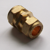 Brass Compression Microbore Reducer 15mm x 12mm - 244015RC